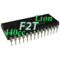 Lion Chip 89-92 Ford Probe GT & Mazda MX6 F2T 2.2L Performance Tuning ECM Chip 440cc chip