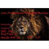 Lion Chip 89-92 Ford Probe GT & Mazda MX6 F2T 2.2L Performance Tuning ECM Chip