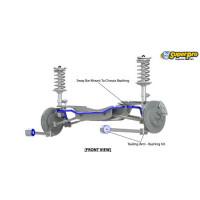 SuperPro Rear Control Arm Bushing Kit 1st Gen